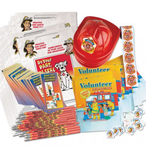 Home > Volunteer Firefighters Fire Safety Open House Kit