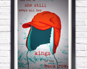 Catcher In The Rye Quotes About His Red Hunting Hat ~ Popular items ...