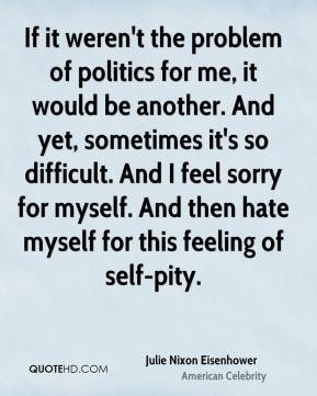 Self-Pity Quotes