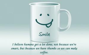 Good Morning Coffee Quotes Photos