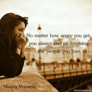 Missing Moment Quote