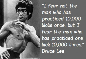 15 Kick Ass Bruce Lee Quotes