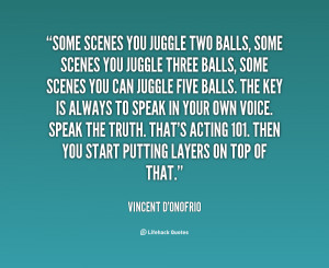 Quote Juggling Balls