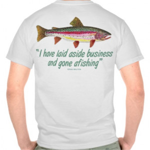 Fishing Quote Tees