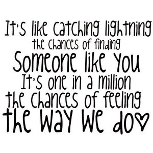 Catching Lightning Quote BY »ABBY`~♥