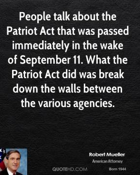robert-mueller-robert-mueller-people-talk-about-the-patriot-act-that ...