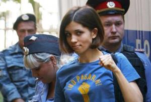 Thread: Nadezhda Tolokonnikova