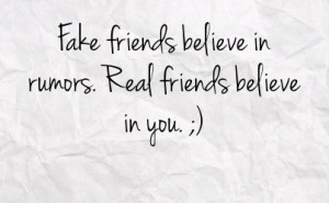 Fake Friends Facebook Status Quotes | Fake Friends