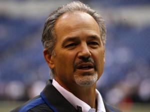 Indianapolis Colts coach Chuck Pagano is facing a 'serious illness ...