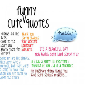funny quotes by IsisBunny