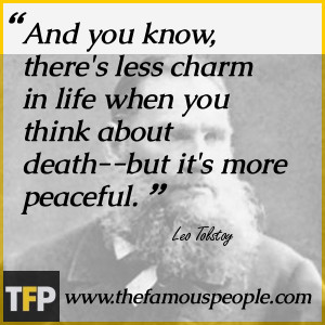 For Quotes Leo Tolstoy You
