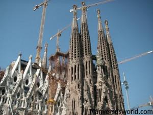 famous buildings in spain