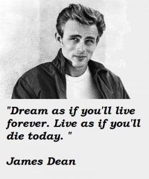 James dean famous quotes 4