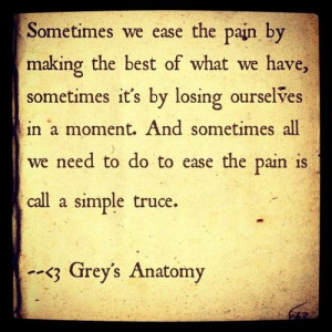 Grey's Anatomy | Quotes & Other Sayings...