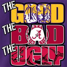 lsu football quotes   LSU Tigers Football T-Shirts - The Good The Bad ...