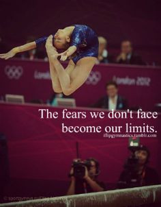 Gymnastics Quotes on Pinterest