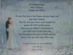 Wedding Poems C