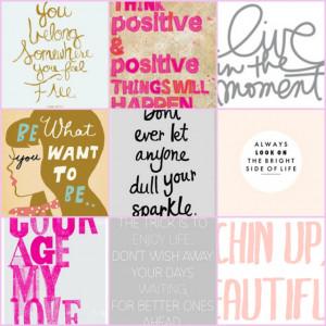 Spirit Week Quotes