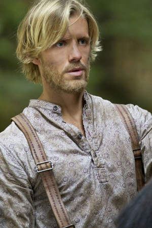 Matt Barr :) aka Johnse Hatfield