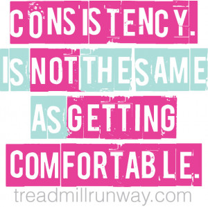 consistency quote/