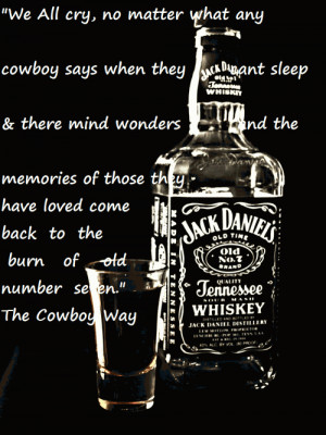 Aint nothing like a good glass of Jack Daneil's... Nuff Said
