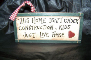Cute Garden Sayings Plaques with cute sayings.