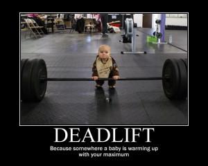 Waarom is de deadlift een belangrijke beweging/oefening?