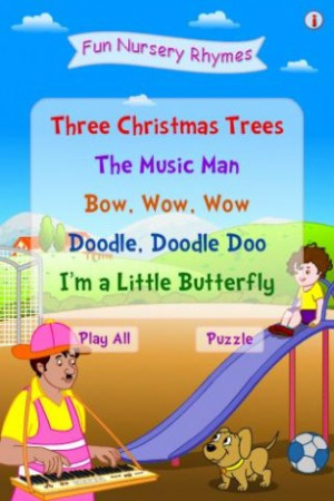 First Nursery Rhymes: Favorite Nursery Rhymes For A Fun Day With Your ...