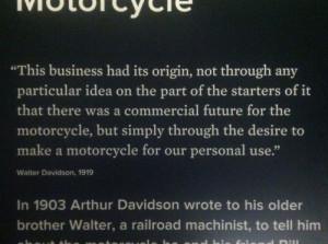 Harley Davidson Quotes Visiting the harley davidson