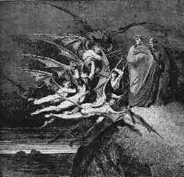 Dante Alighieri Divine Comedy In Italian