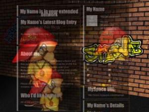 myspace ghetto quote layouts