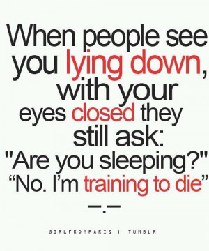 Funny Quotes About Sleep