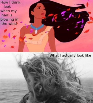 The wind in your hair