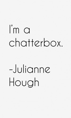 Return To All Julianne Hough Quotes