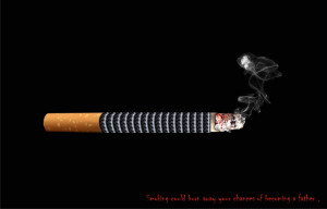 More Graphic Anti-Smoking Ads In The Works | Free Tobacco - zone ...