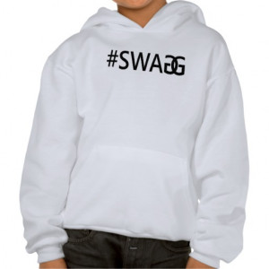 SWAG / SWAGG Funny Trendy Quotes, Cool Boy's Tee