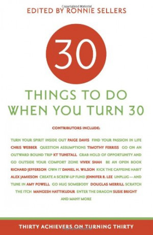 Cool Facts About Turning 30