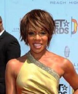 Wendy Raquel Robinson Short Hairstyles