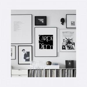 Carpe Diem, wall decor, inspirational quote, Carpe Diem Print, Carpe ...