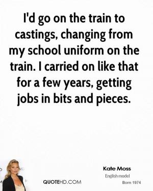 School Uniform Quotes