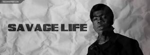 Lil Webbie Savage Life Facebook Cover