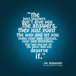 Inspirational teacher quotes thank you