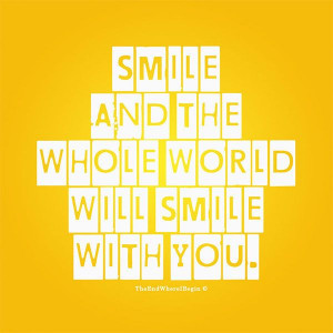 Just Smile... =)