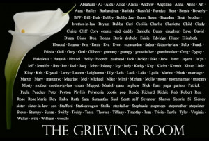 The Grieving Room: Haunted