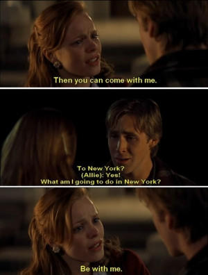 Teen Movies The Notebook