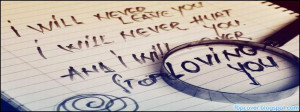 Will, Never, Leave, You, Quote, Facbook, Cover, Timeline