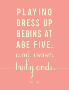 style dress up makeover quote
