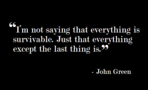 Love this book. Love this quote. Paper Towns by John Green. Amazing ...