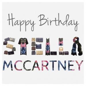 Happy Birthday Stella McCartney