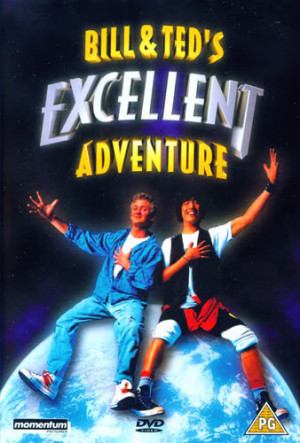Bill & Ted's Excellent Adventure (1989) UK DVD Rip Xvid AC3